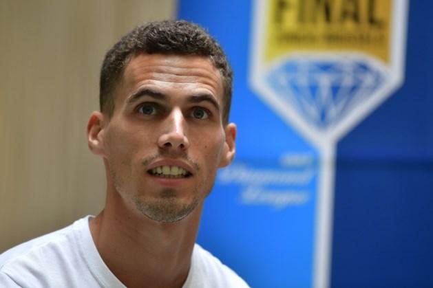 Kevin Borlée wint op meeting in Liévin 400m bij seizoensopener