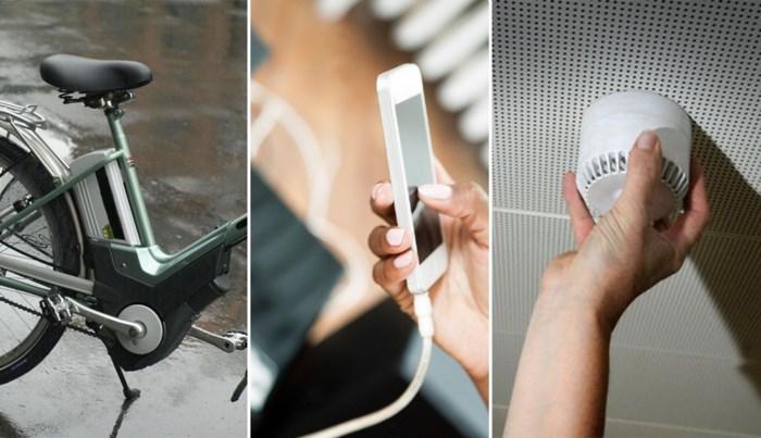 """Experts waarschuwen: """"Stop met batterijen 's nachts op te laden, het is levensgevaarlijk"""""""