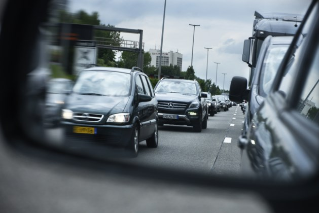 Vanochtend uur file tussen Lummen en Houthalen op E314, ook ongeval op E313