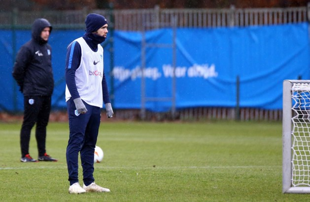 Alejandro Pozuelo ondanks heisa rond transfer gewoon in selectie voor Europa League-duel in Praag