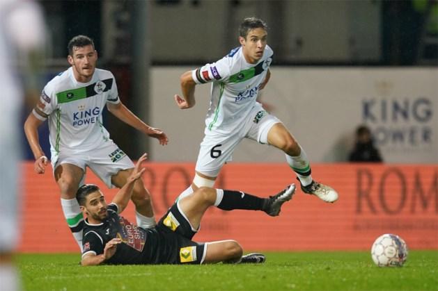 OH Leuven gaat niet akkoord met vier speeldagen schorsing voor David Hubert