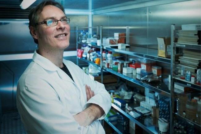 """Kankeronderzoeker Diether Lambrechts: """"Onze kinderen zullen later aan hun kleinkinderen vertellen wat kanker was"""""""