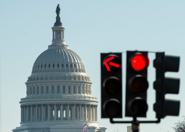 """Nieuwe shutdown vermeden: """"Democraten en Republikeinen bereiken principeakkoord"""""""