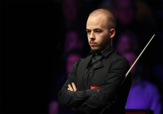 Luca Brecel haakt af voor Championship League snooker
