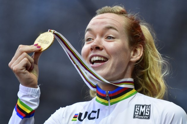 """Wereldkampioene Anna van der Breggen onzeker over deelname aan Ronde van Vlaanderen: """"Denk niet dat het in mijn programma past"""""""