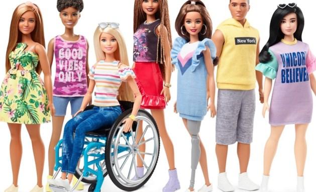 Barbie wordt zestig (en zit straks ook in een rolstoel)