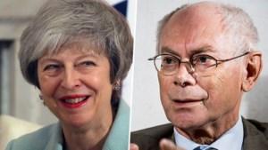 """""""Theresa May schakelt Herman Van Rompuy in als 'influencer' in Brexit-proces"""""""