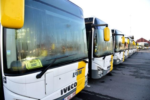 """Busverkeer opnieuw zwaar verstoord in Limburg: """"Een op twee rijdt"""""""