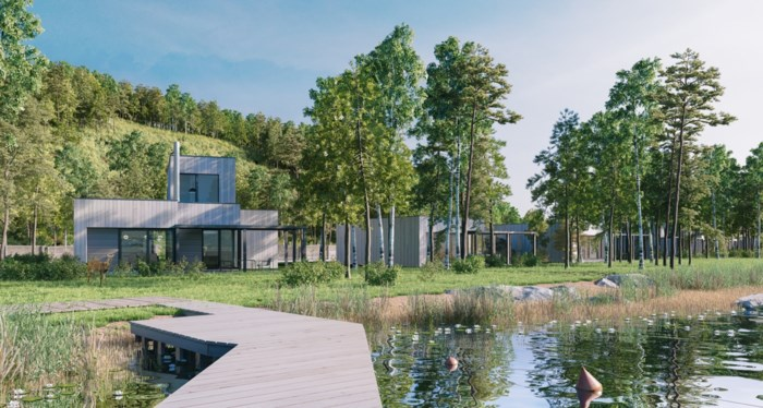 Opening vakantiepark Terhills verschoven naar najaar 2020