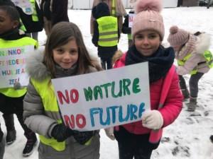 'Strafste School' van Limburg verbiedt klimaatmars: