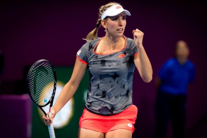 """Elise Mertens speelt straks voor mooiste titel uit haar carrière: """"Dit is mijn eerste finale op echt hoog niveau"""""""