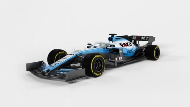 F1-testdagen Barcelona - Renstal Williams test pas ten vroegste woensdag nieuwe bolide