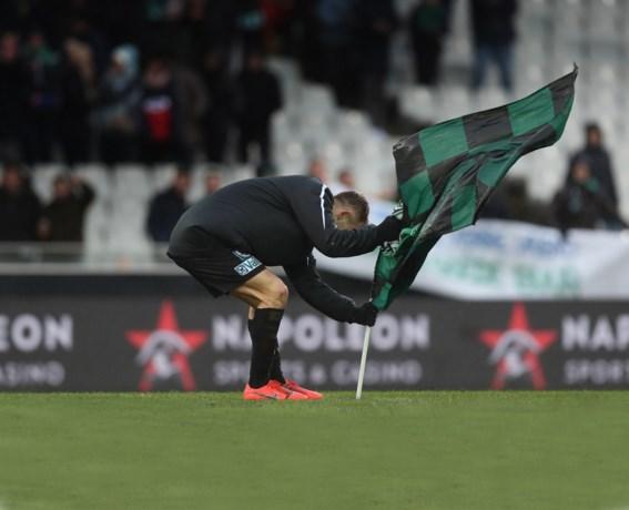 Cercle Brugge weigert strafvoorstel voor Irvin Cardona