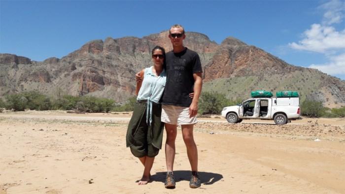 """Rotemse vond de liefde van haar leven in Namibië: """"Getrouwd om samen te kunnen blijven"""""""
