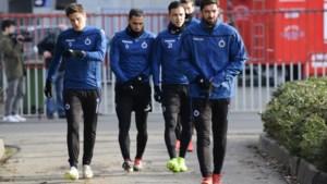Vossen en Vlietinck vieren terugkeer in kern van Club Brugge voor duel in Salzburg, Mata ontbreekt