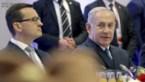 Top afgelast wegens ruzie tussen Israël en Polen