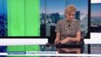 Annelies Van Herck valt zonder stem, Ruben Van Gucht neemt presentatie Journaal over