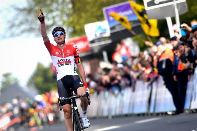 """Meteen prijs voor Tim Wellens op steile slotklim in Ruta del Sol: """"Kende finale goed na mijn ritzege van vorig jaar"""""""