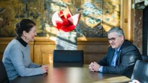 """Steven Vandeput interviewt de burgemeester van Maastricht: """"Spartacus gaat wat ons betreft zeker door"""