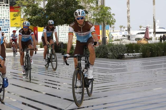 """Oliver Naesen tankt vertrouwen in Ronde van Oman: """"Ik kijk enorm hard uit naar het openingsweekend"""""""