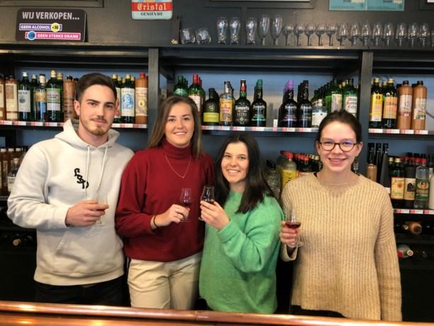 PXL-studenten organiseren eerste Belgische Jenever Tasting Event