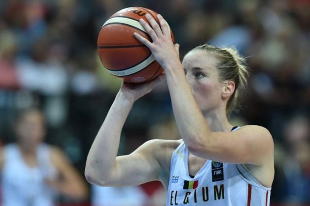 Kim Mestdagh en Julie Allemand in kwartfinale FIBA EuroCup
