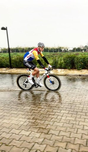Onbekende Pool wint derde etappe in Ronde van Antalya, Mathieu van der Poel spaart zich en lost bergop in slotfase