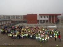 Geflitst in de Vrije Basisschool Sint-Leonardus Zoutleeuw