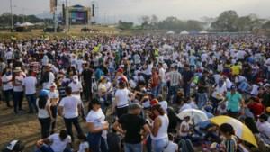 Grens Venezuela wordt frontlijn