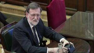 """Rajoy op separatistenproces: """"Ik weiger te praten over soevereiniteit"""""""