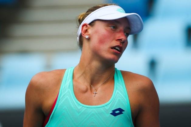 Yanina Wickmayer grijpt finaleticket in enkelspel ITF Shrewsbury