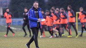 Mathieu Mertens coacht Dessel
