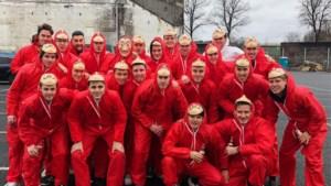 Limburgse voetbalclubs vieren carnaval in Nederland