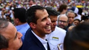 Oppositieleider Juan Guaidó terug in Venezuela