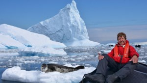 """Aimé is 72 en reist de wereld rond: """"Net terug van Antarctica, binnenkort vertrek ik naar Oman"""""""
