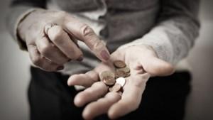 Een op de drie vrouwen krijgt minder dan 750 euro pensioen
