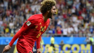 Marouane Fellaini stopt na twaalf jaar als Rode Duivel, goed voor 87 interlands en achttien goals