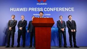 Huawei dient klacht in tegen Amerikaanse regering