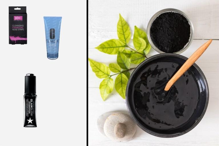 Van houtskool tot slakkenslijm: deze vreemde ingrediënten smeren we op ons gezicht