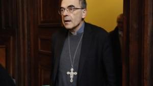Franse kardinaal veroordeeld voor niet melden kindermisbruik