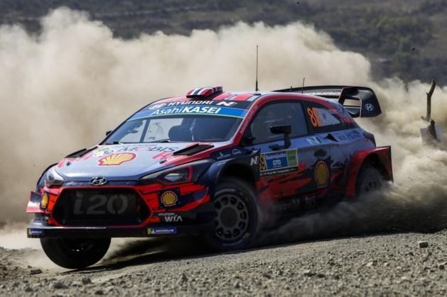 Mikkelsen blijft aan de leiding in Rally van Mexico, ontgoochelde Neuville moet achtervolgen