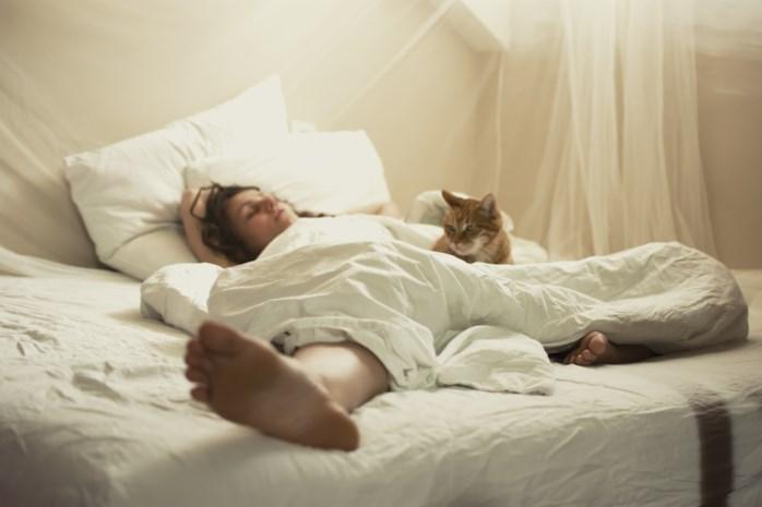 Slaap inhalen in het weekend heeft geen zin, integendeel