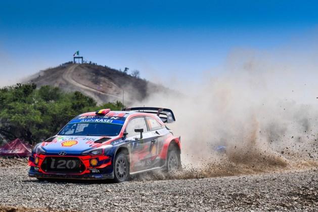 Wereldkampioen Sébastien Ogier pakt de zege in Rally van Mexico, Thierry Neuville valt net naast het podium