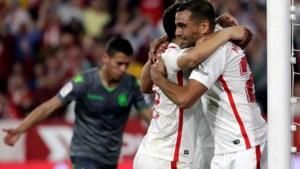 Doelpuntenkermis: Adnan Januzaj gaat zwaar onderuit met Real Sociedad bij Sevilla