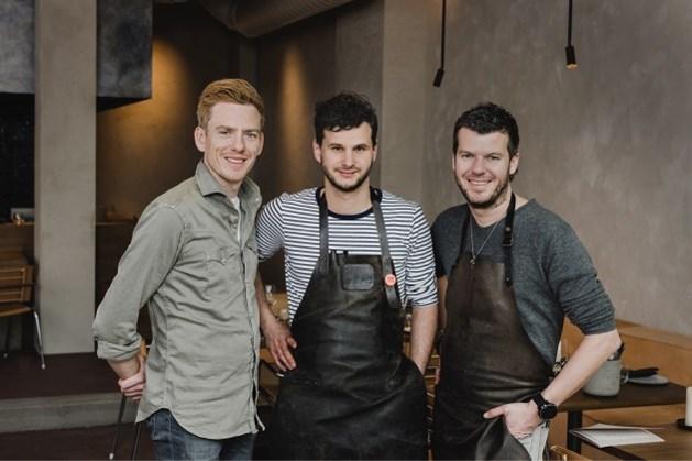 Gert De Mangeleer opent vandaag zijn nieuwe restaurant