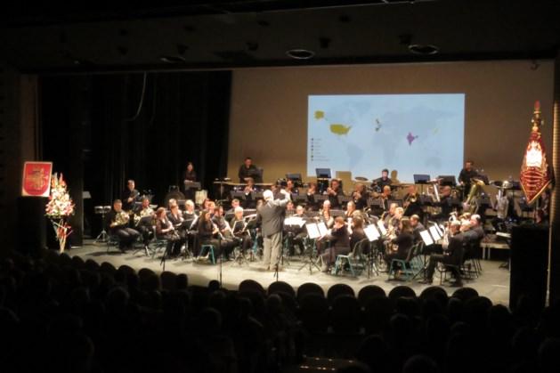 Harmonie Gingelom start feestjaar met 'Cecilia goes Latin'