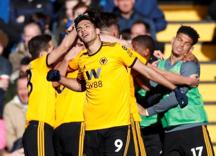 Eden Hazard redt Chelsea in extra tijd: Blues pakken ternauwernood puntje tegen Wolverhampton