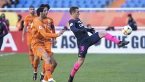 Opnieuw gelijkspel voor Marouane Fellaini in AFC Champions League