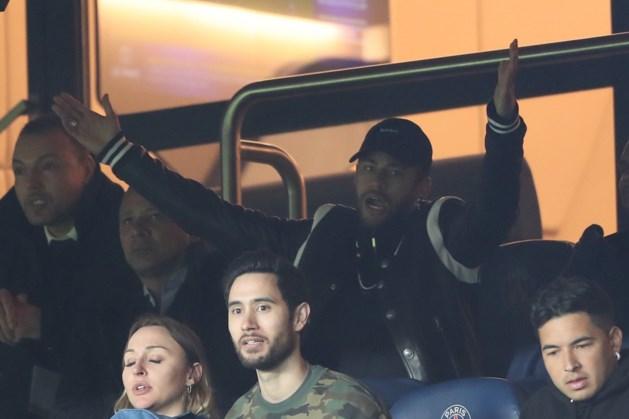 UEFA start onderzoek naar uitlatingen van gefrustreerde Neymar na uitschakeling PSG