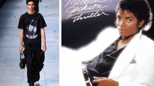 Louis Vuitton in de problemen door Michael Jackson